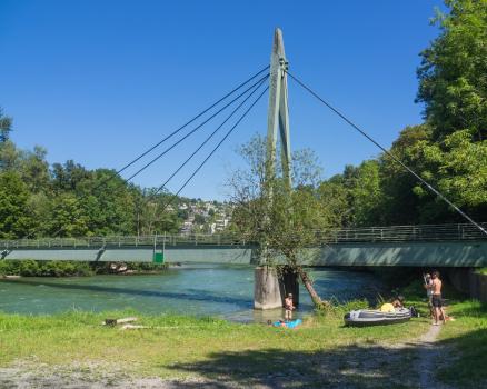 Reuss Footbridge and Aqueduct