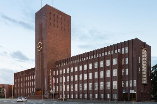 Hôtel de ville de Wilhelmshaven