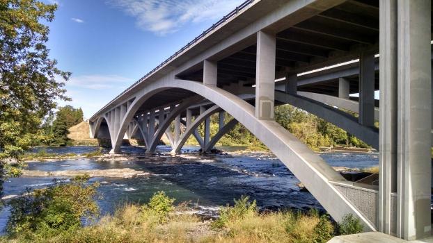 Whilamut Passage Bridge