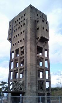 Shime Coal Mine Tower
