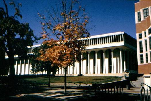Robertson Hall, Princeton University