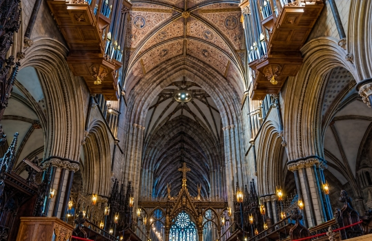 Kathedrale von Worcester