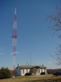WSM Brentwood Transmission Mast
