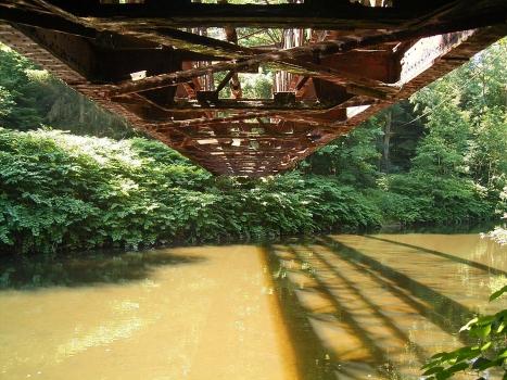 Brücke der Ronsdorf-Müngstener-Eisenbahn
