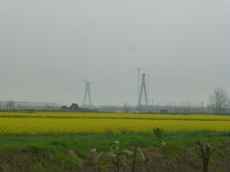 Jiayu Yangtze River Bridge