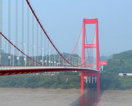 Yichang Xiling Bridge