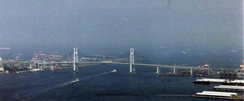 Pont du port de Yokohama