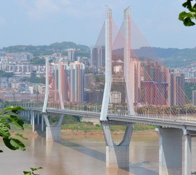 Yunyang Yangtze River Bridge