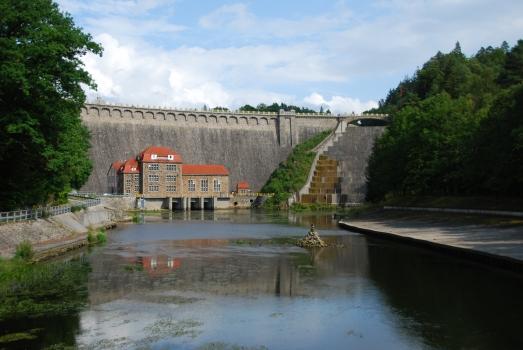Pilchowice Dam