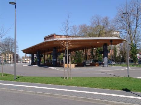 Lahr Central Bus Terminal