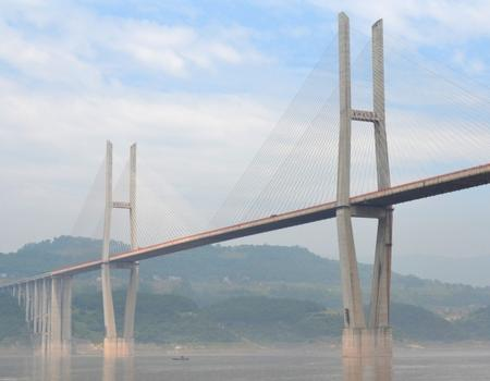 Pont de Zhongxian Changjiang