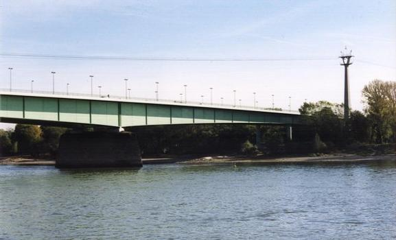 Zoo Bridge, Cologne