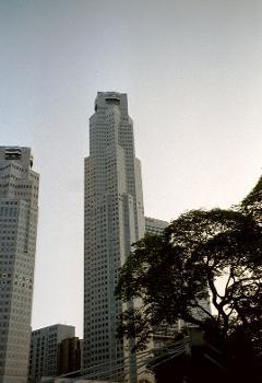 UOB Plaza One, Singapour