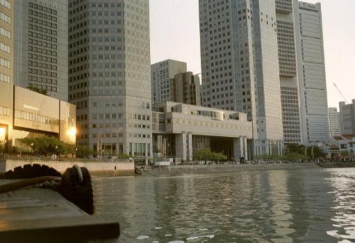 UOB Plaza, Singapour
