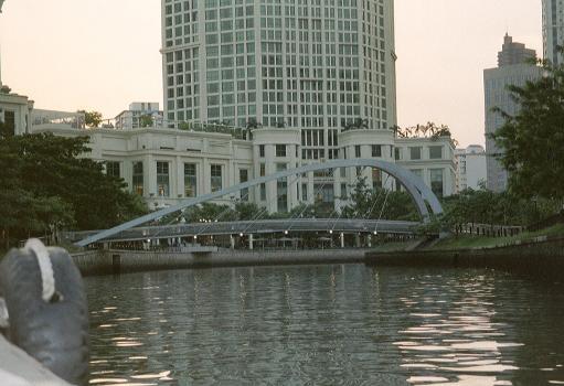 Robertson Bridge, Singapur