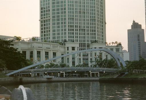 Robertson Bridge, Singapur.