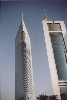 Emirates Towers, Dubai.