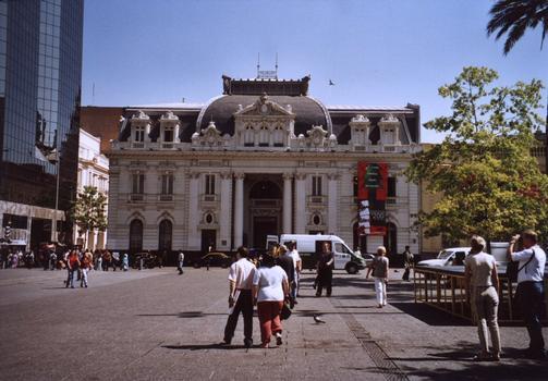 Correo Central, Santiago de Chile