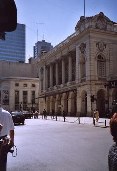 Teatro Municipal, Santiago de Chile