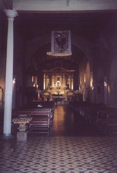 Iglesia San Francisco, Santiago de Chile