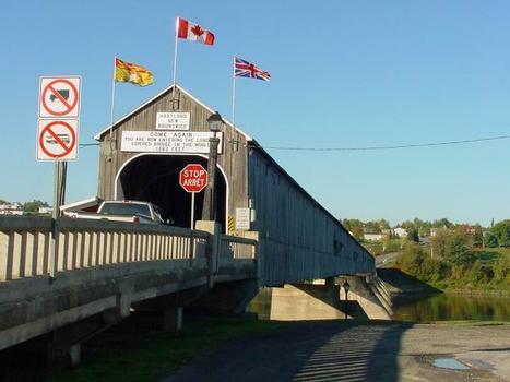 Hartland Covered Bridge, New Brunswick