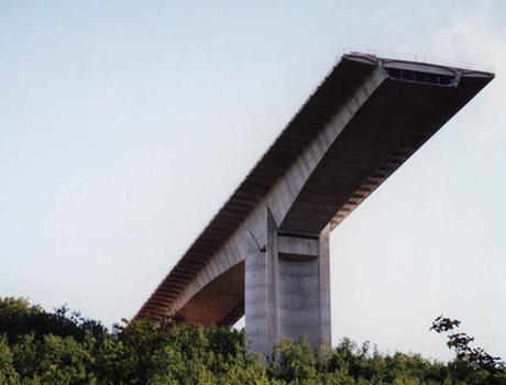 Autoroute A20 – Viaduc de la Rauze