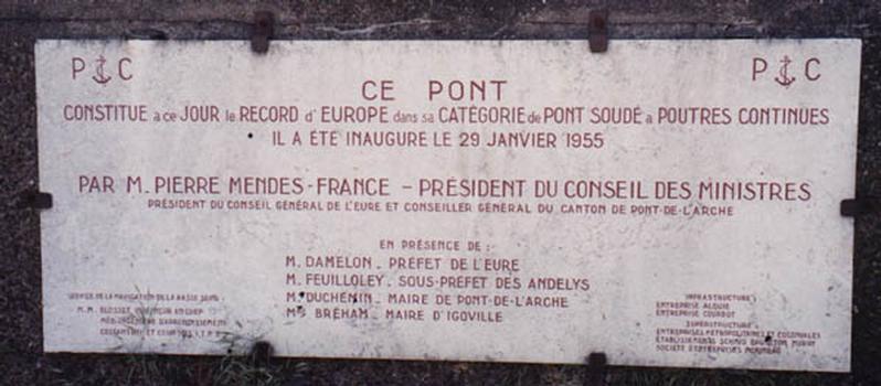Pont de Pont-de-l'Arche