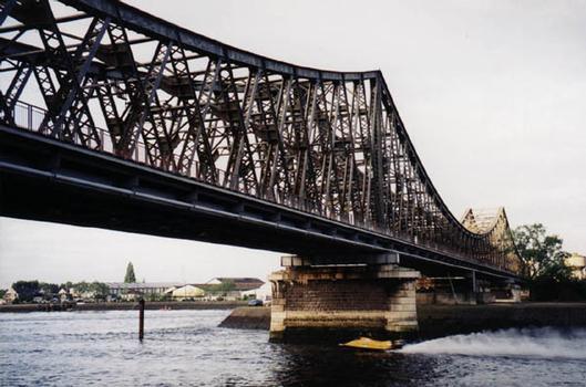 Pont d'Eauplet, Rouen
