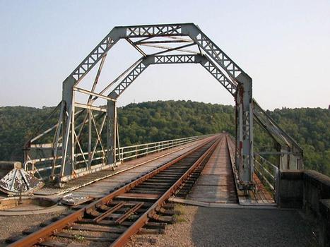 Viaduc des FadesTablier