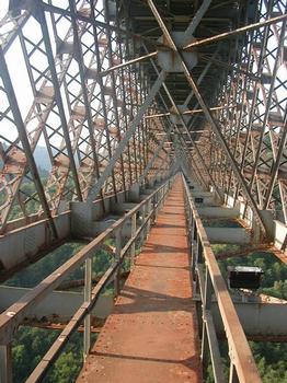 Viaduc des FadesPoutre