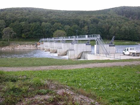 Barrage de Monthermé