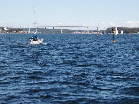 Svendborg Bridge.