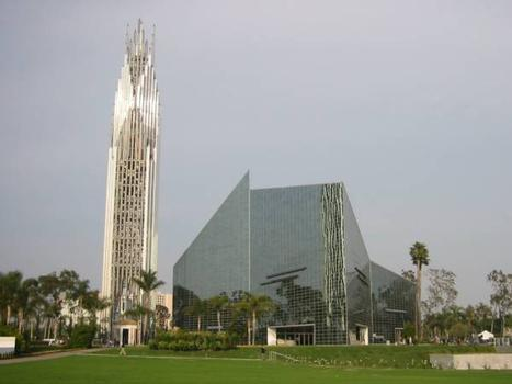 Crystal Cathedral Campus –  Crean Tower, Crystal Cathedral