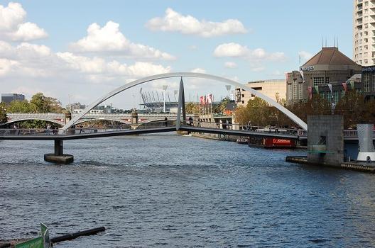 Southgate footbridge