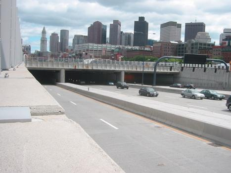 I-93 - Thomas P. O'Neill Jr. Tunnel, Boston