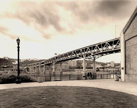 Marquam Bridge, Portland, Oregon