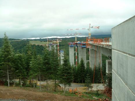 Autoroute A89 – Sioule-Viadukt