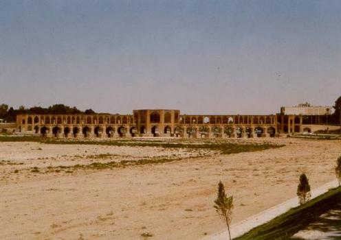 Pont Khaju, Isfahan.