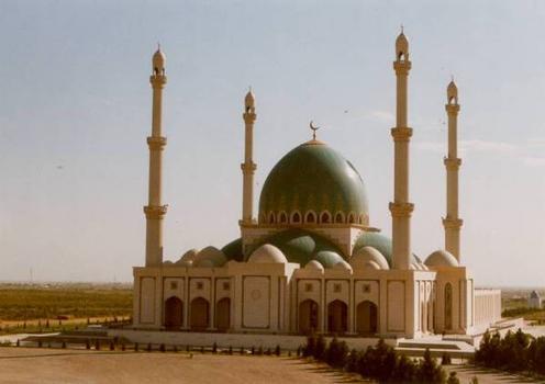 Geok-Tepe Mosque