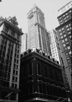 Singer Tower (HABS, NY,31-NEYO,71-3)