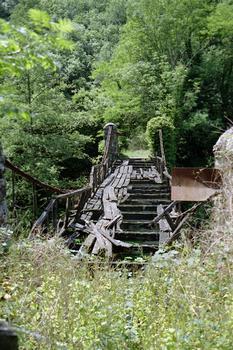 Vernosc-les-Annonay Footbridge