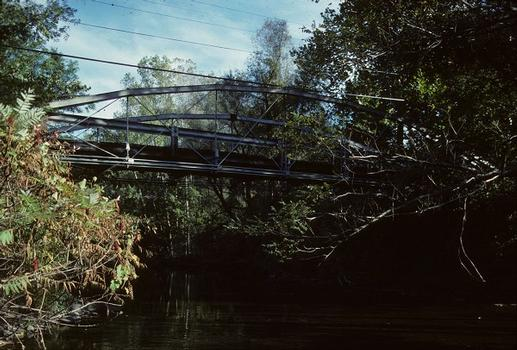 Shaw Bridge, Claverack, Columbia Co, New York, USA