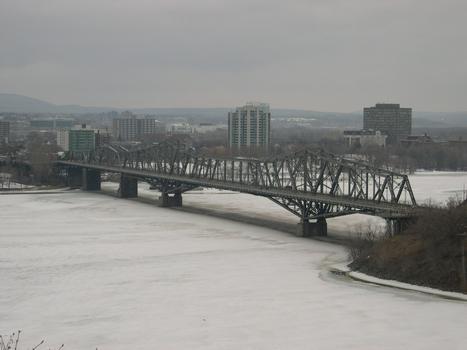 Alexandra Bridge - Ottawa - Ontario - Kanada