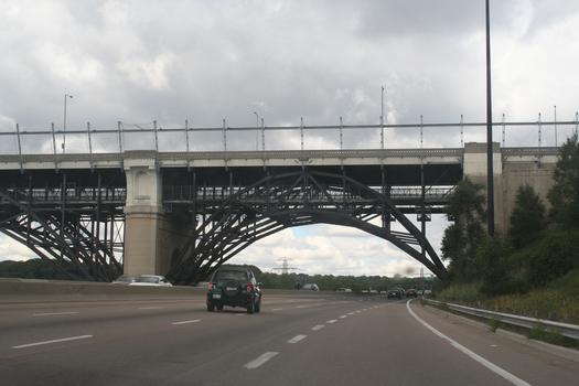 Bloor Street Viaduct - Toronto - Ontario - Canada