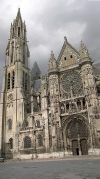 Cathédrale Notre Dame de Senlis - Senlis - Oise - France