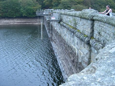 Burrator Dam, Meavy, Devon, England