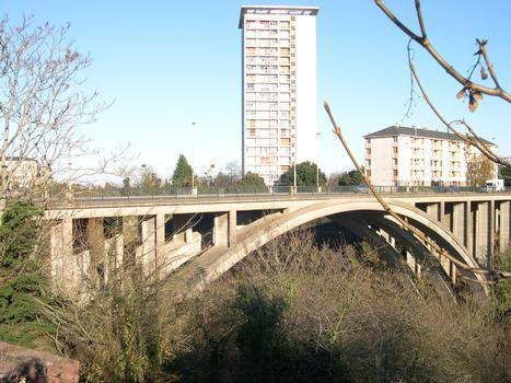 Pont d'Armor, Saint-Brieuc.