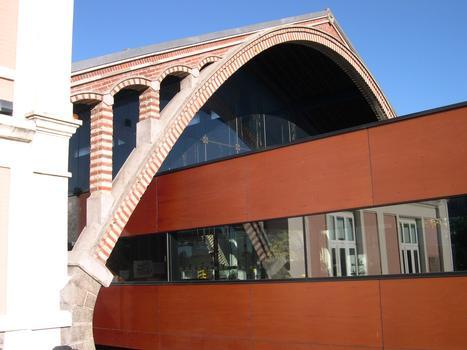 Restaurant Universitaire de Saint Brieuc - Saint Brieuc - Cotes d'Armor - France