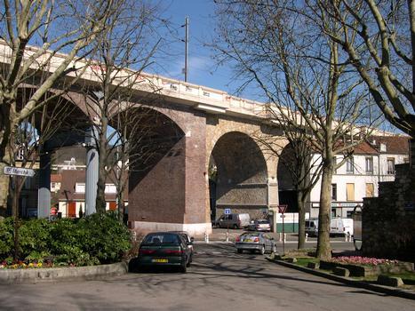 Viadukt Viroflay
