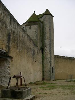 Château de Blandy-les-Tours, Seine-et-Marne (77), Ile de France, France